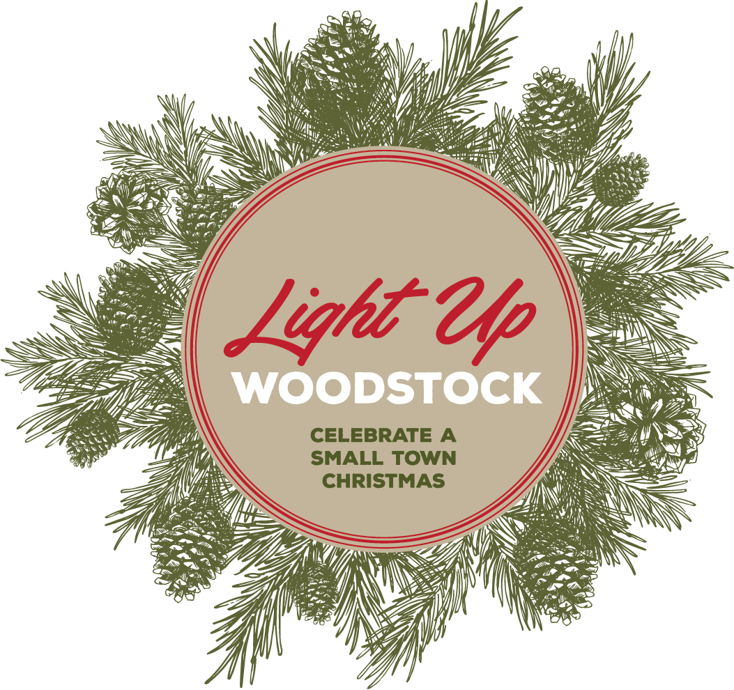 Light Up Woodstock - Celebrate a Small Town Christmas